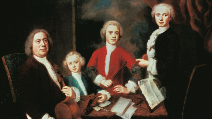 bach and family musicalists